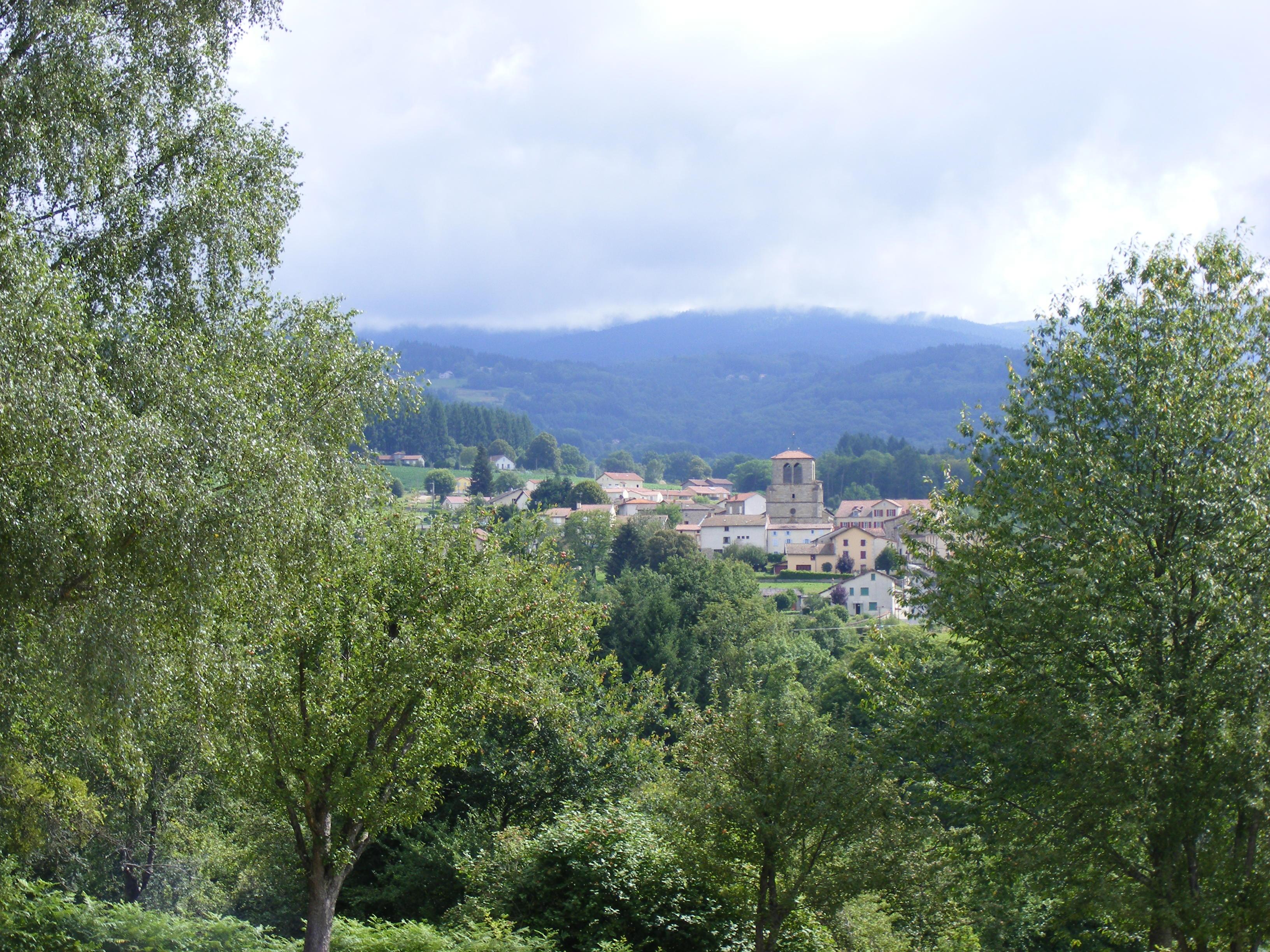 Marat, Puy-de-Dôme
