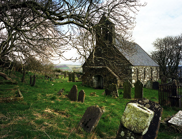 Marown Old Church - geograph.org.uk - 3125