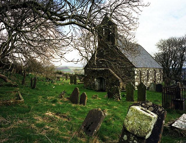 Marown Old Church - geograph.org.uk - 3125
