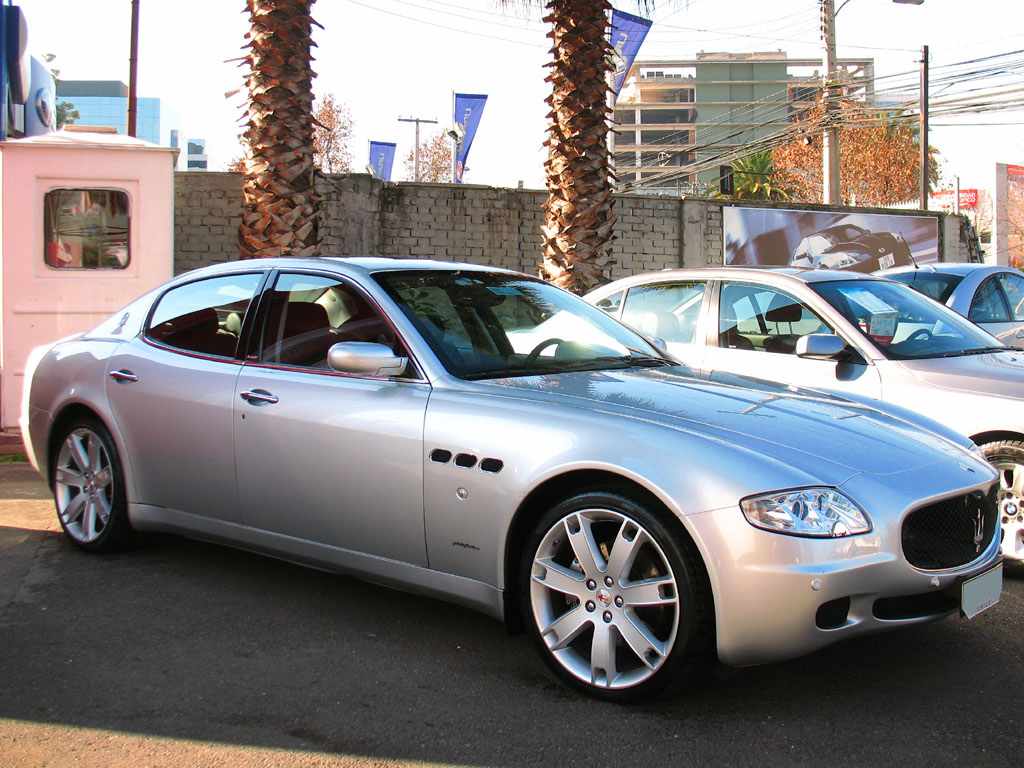 file maserati quattroporte sport gt wikimedia commons. Black Bedroom Furniture Sets. Home Design Ideas