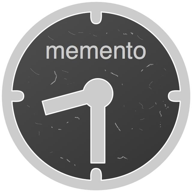 Memento essay