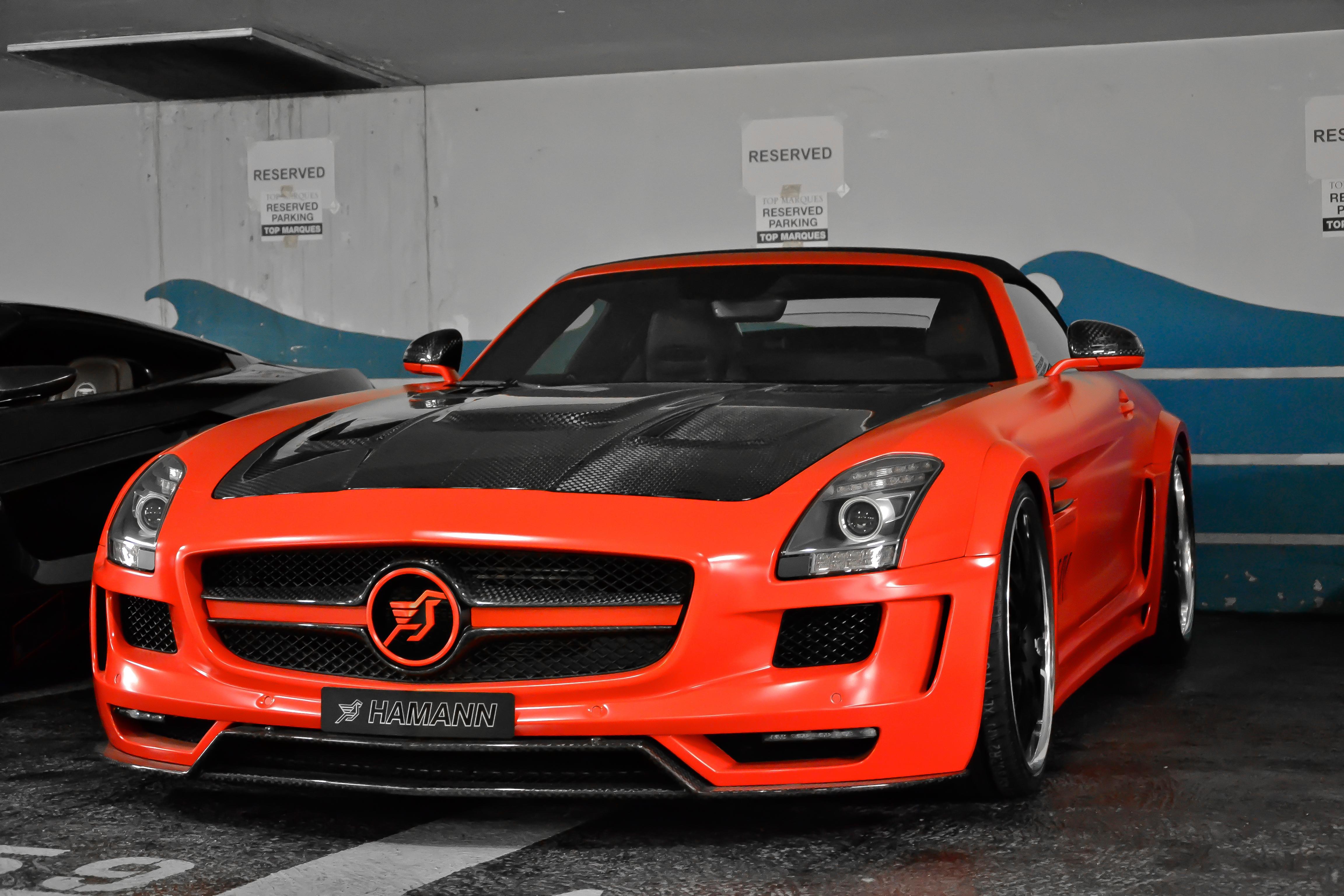 Hamann Mercedes Amg Gle S