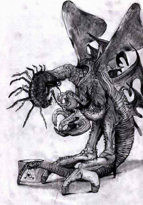 Image result for lovecraft migo