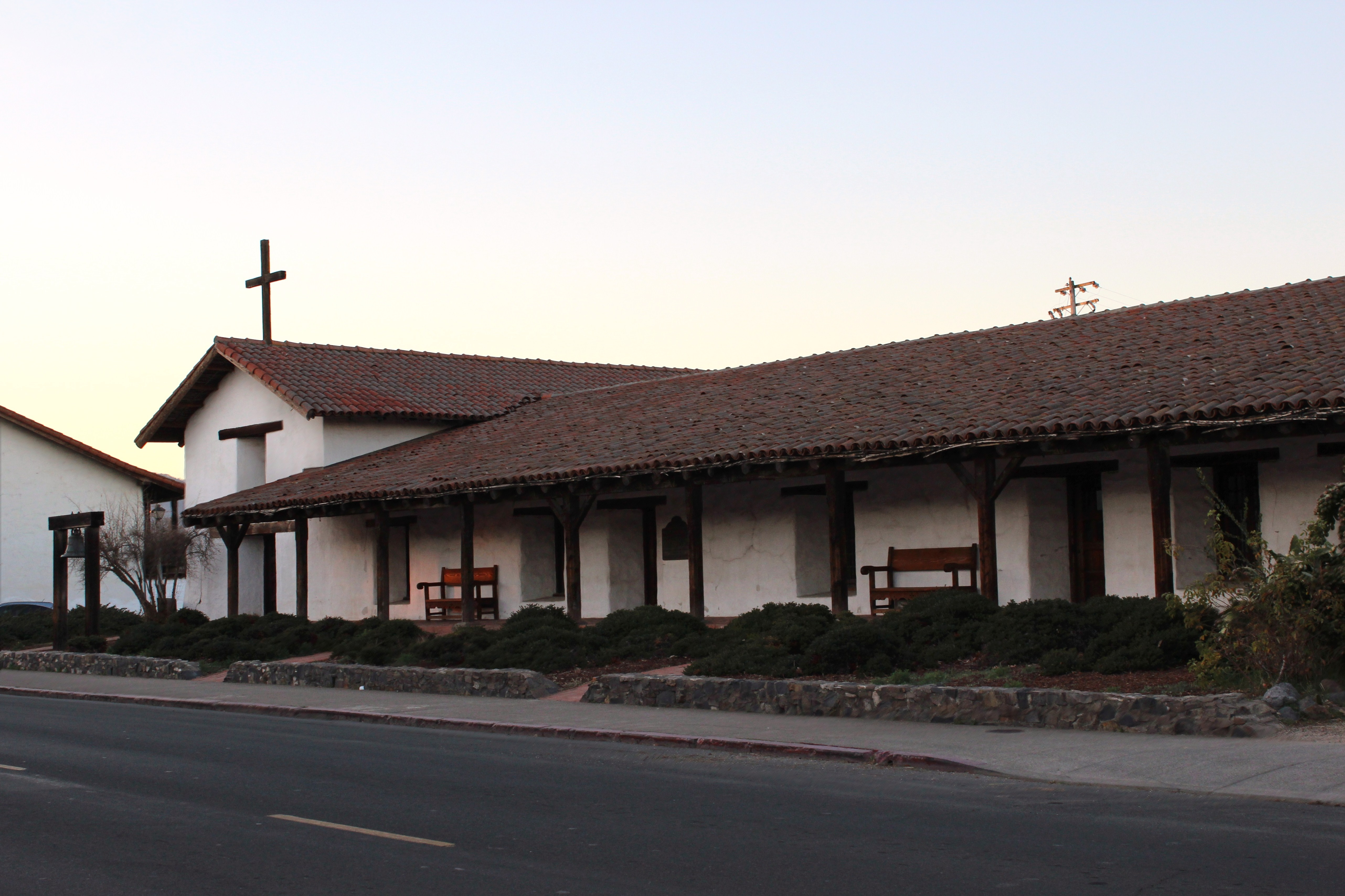 What services are provided by Mission San Francisco Solano?