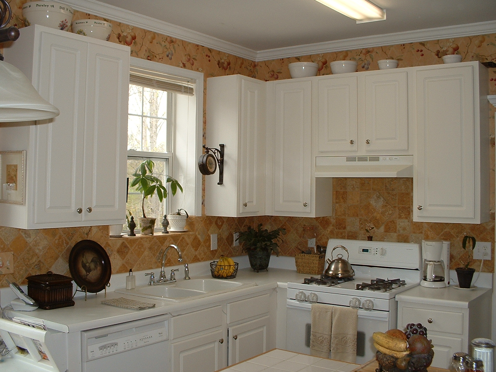 Ideas For Slanted Ceilings In Kitchen