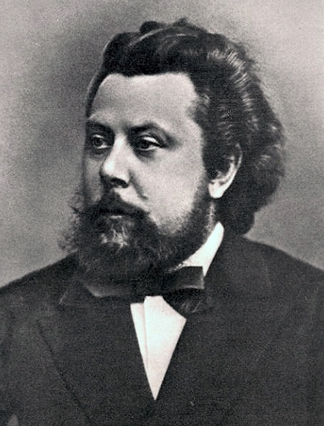 Biography of Modest Mussorgsky
