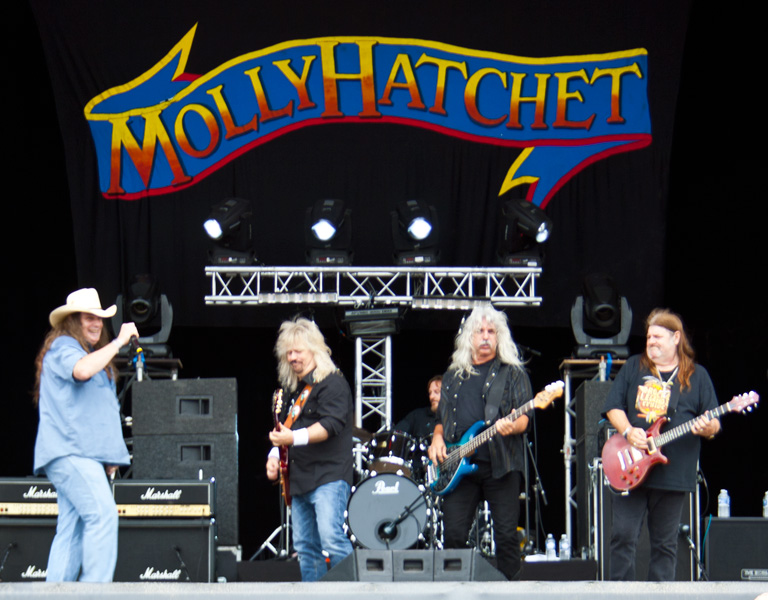 Molly hatchet subs