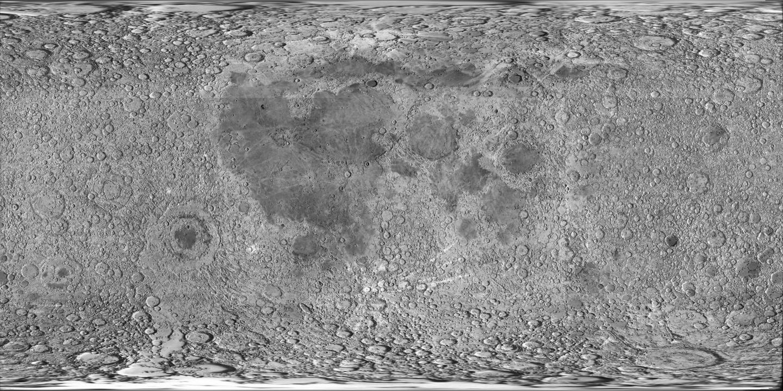 Меркатор (лунный кратер) (Луна)