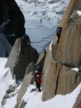 Alpinistes.