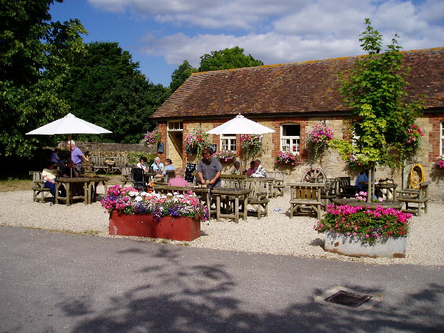 National Trust Tearoom, Lacock Village - geograph.org.uk - 114411