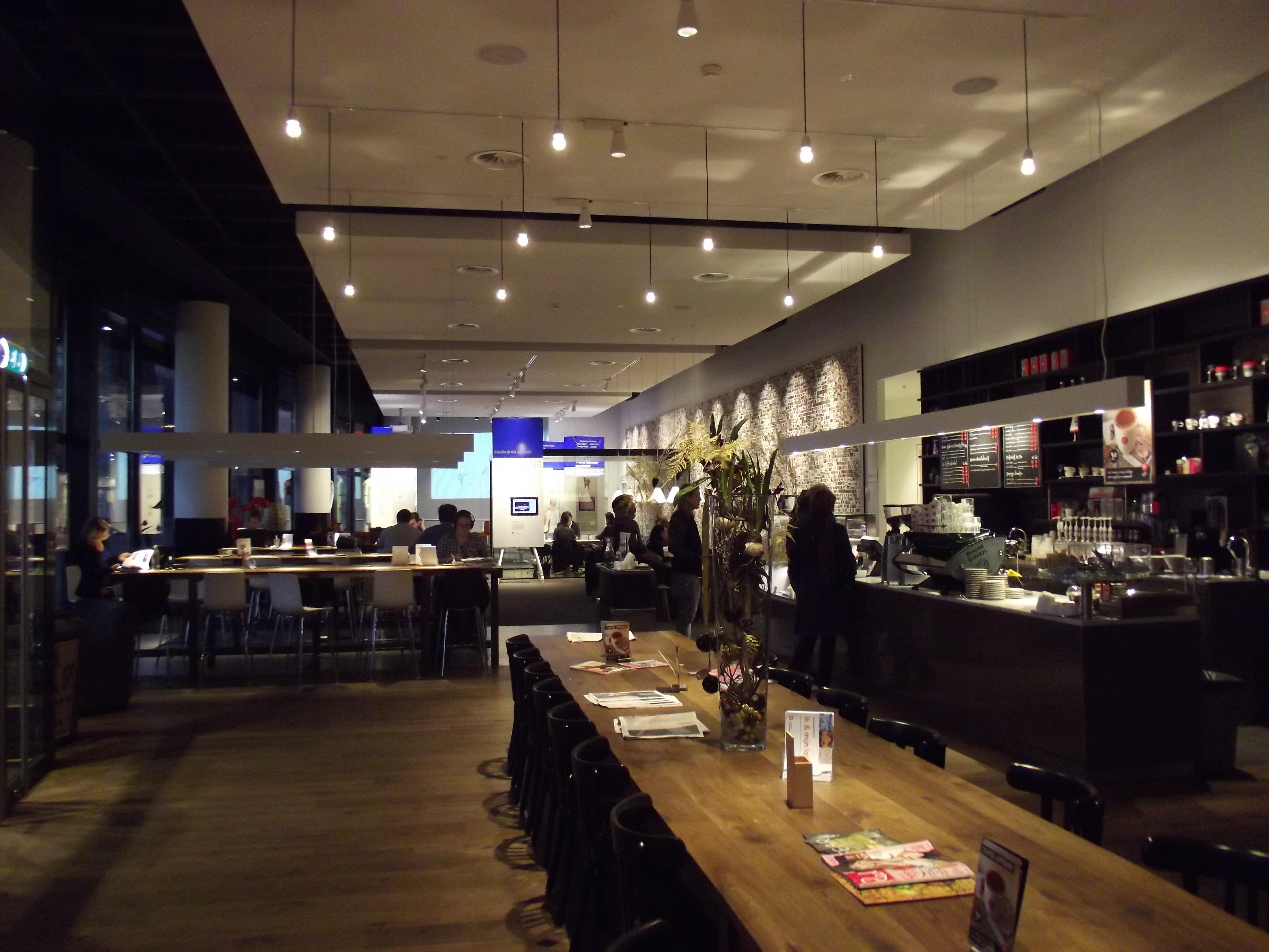 Caf Ef Bf Bd Bar En Lien Avec L Environnement Paris