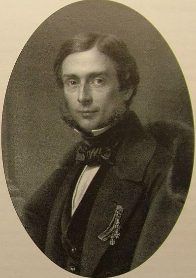 Александр Николаи, товарищ министра, (~1861 год)