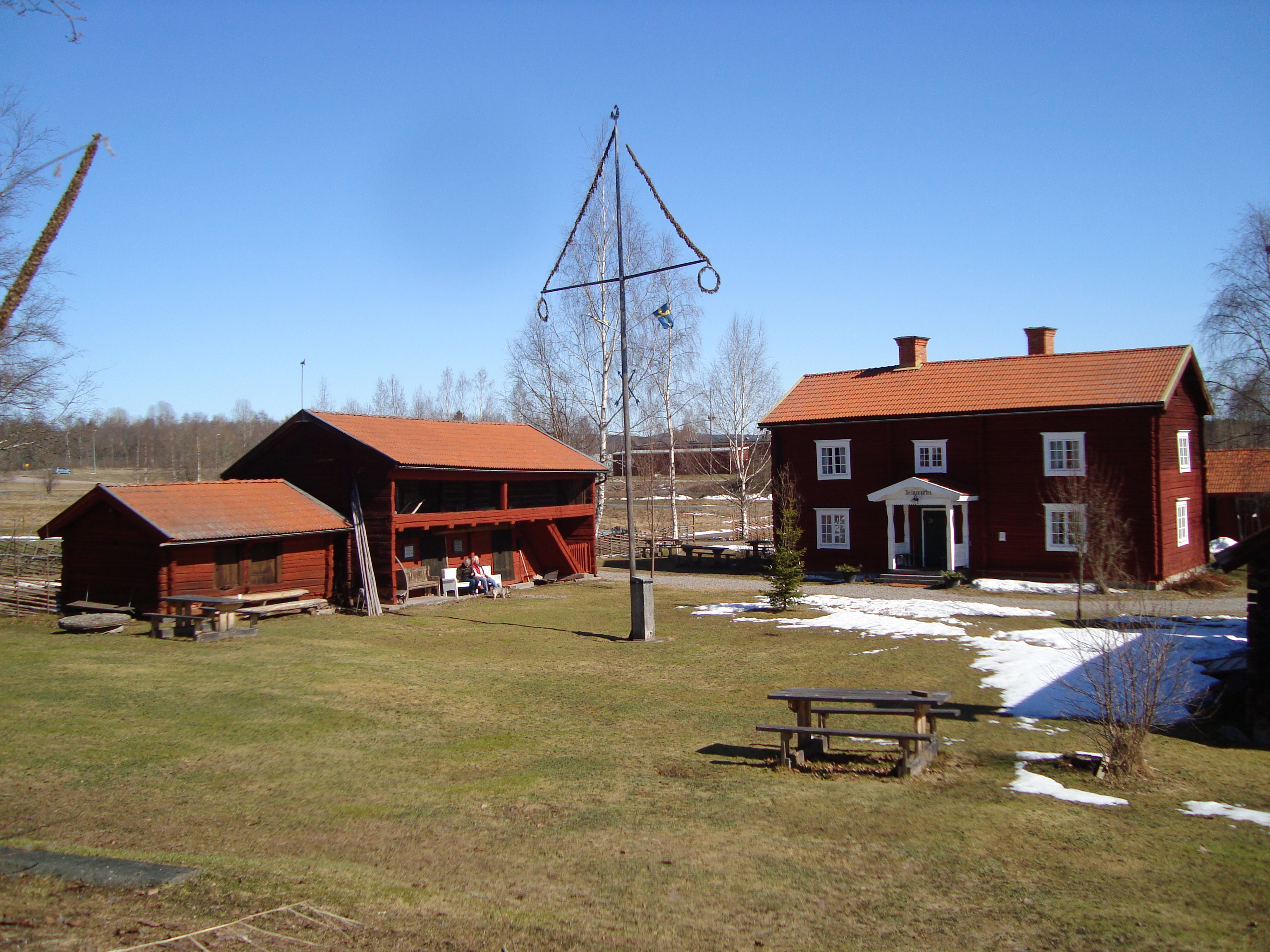 Norrbrke hembygdsgrd Smedjebacken | Visit Dalarna