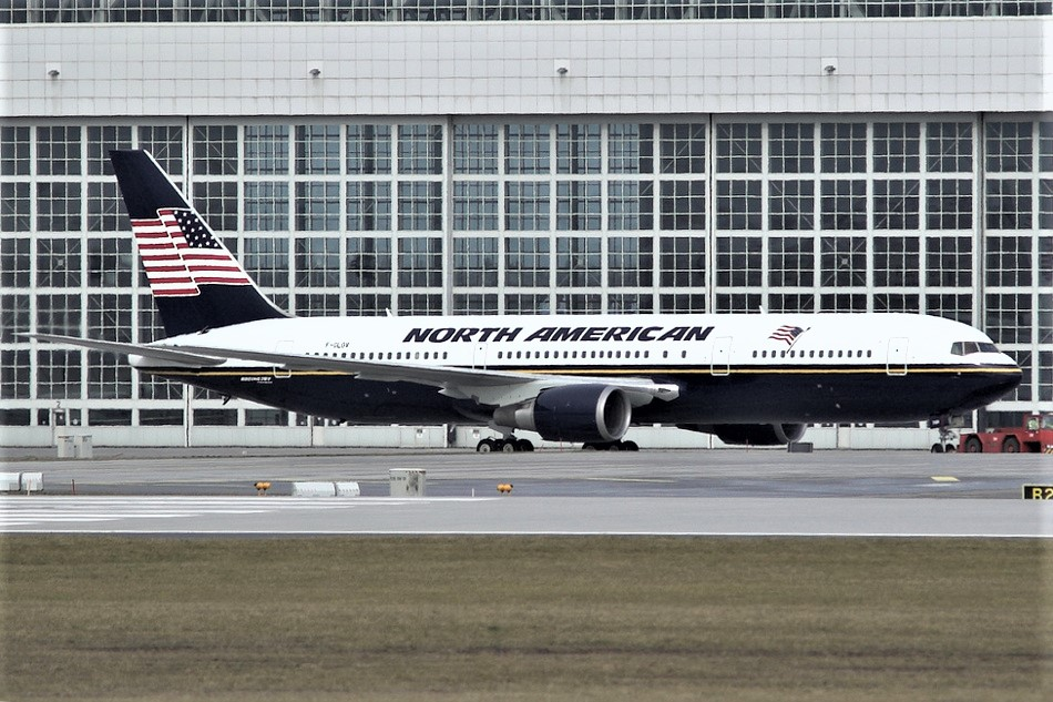 File north american b763 f wikimedia commons for American airlines plane types