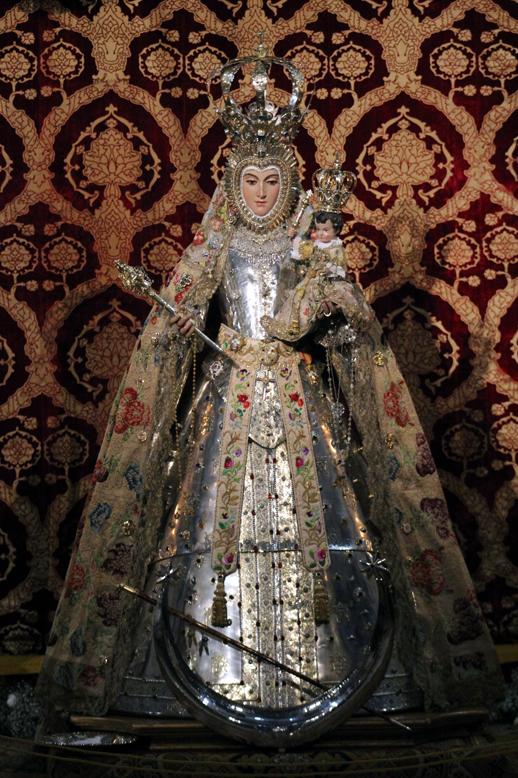 Nuestra Señora del Rosario (Granada) - Wikipedia, la enciclopedia libre