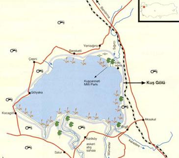 Madár-tó (Kuş Gölü) - Forrás_ Wikipédia