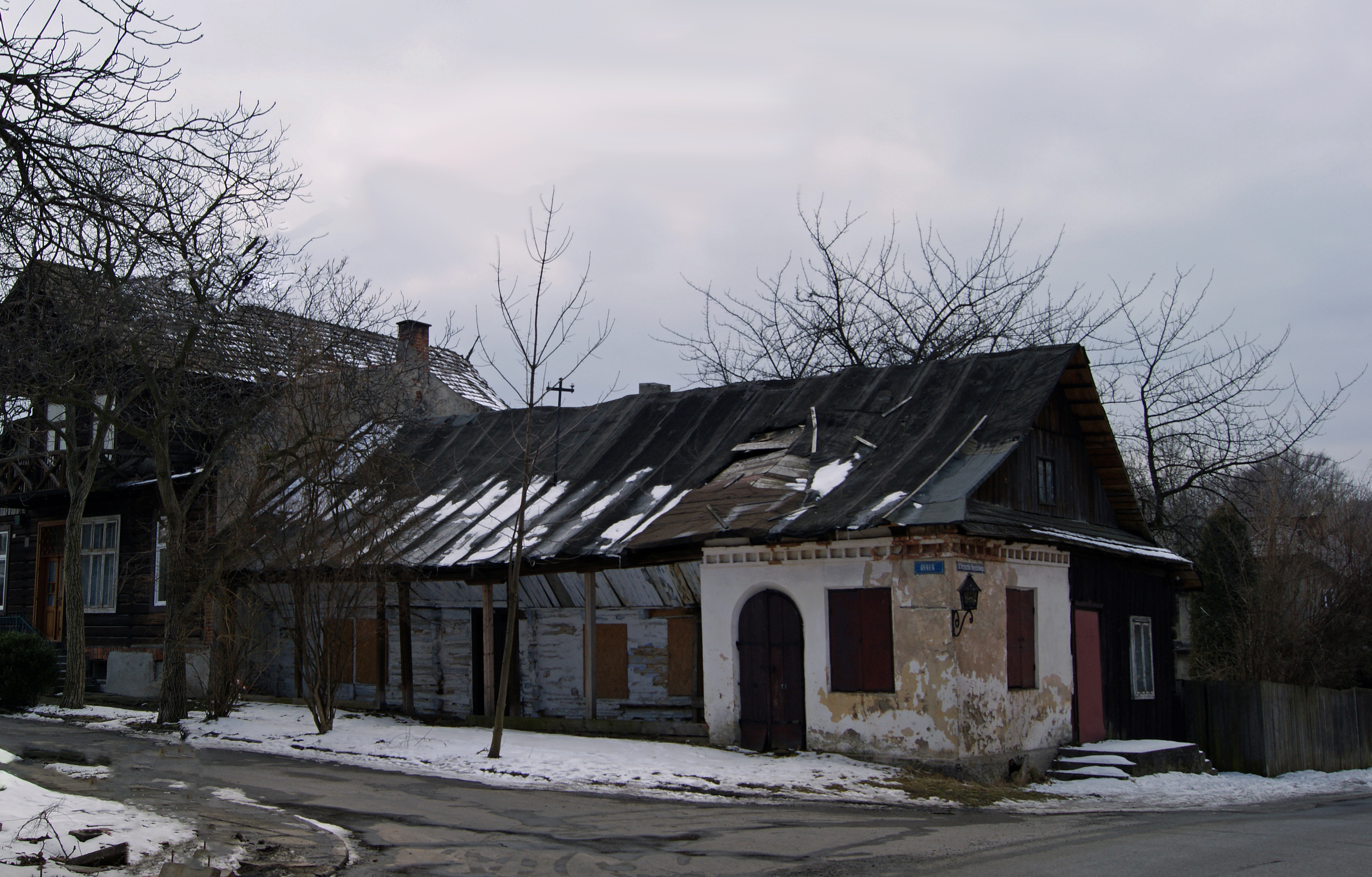 File Old House 24 Rynek Market Square City Of Alwernia