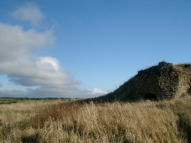 Old Limekiln near Gladhouse Reservoir - geograph.org.uk - 69577