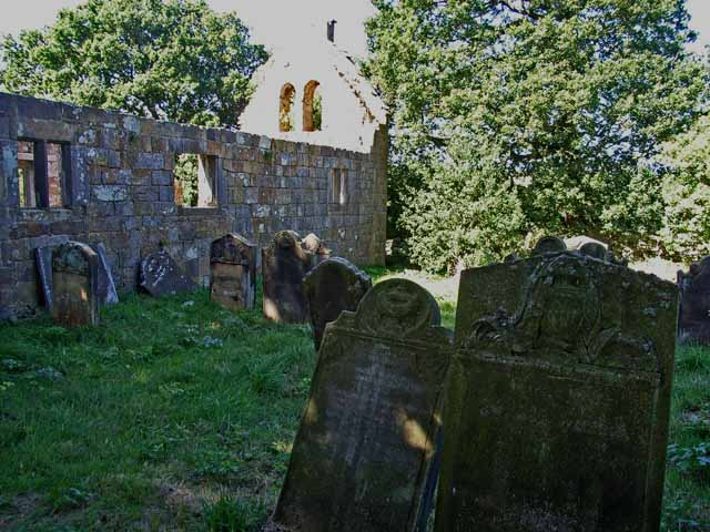 Old St Margaret's Church, Harwood Dale - geograph.org.uk - 218402