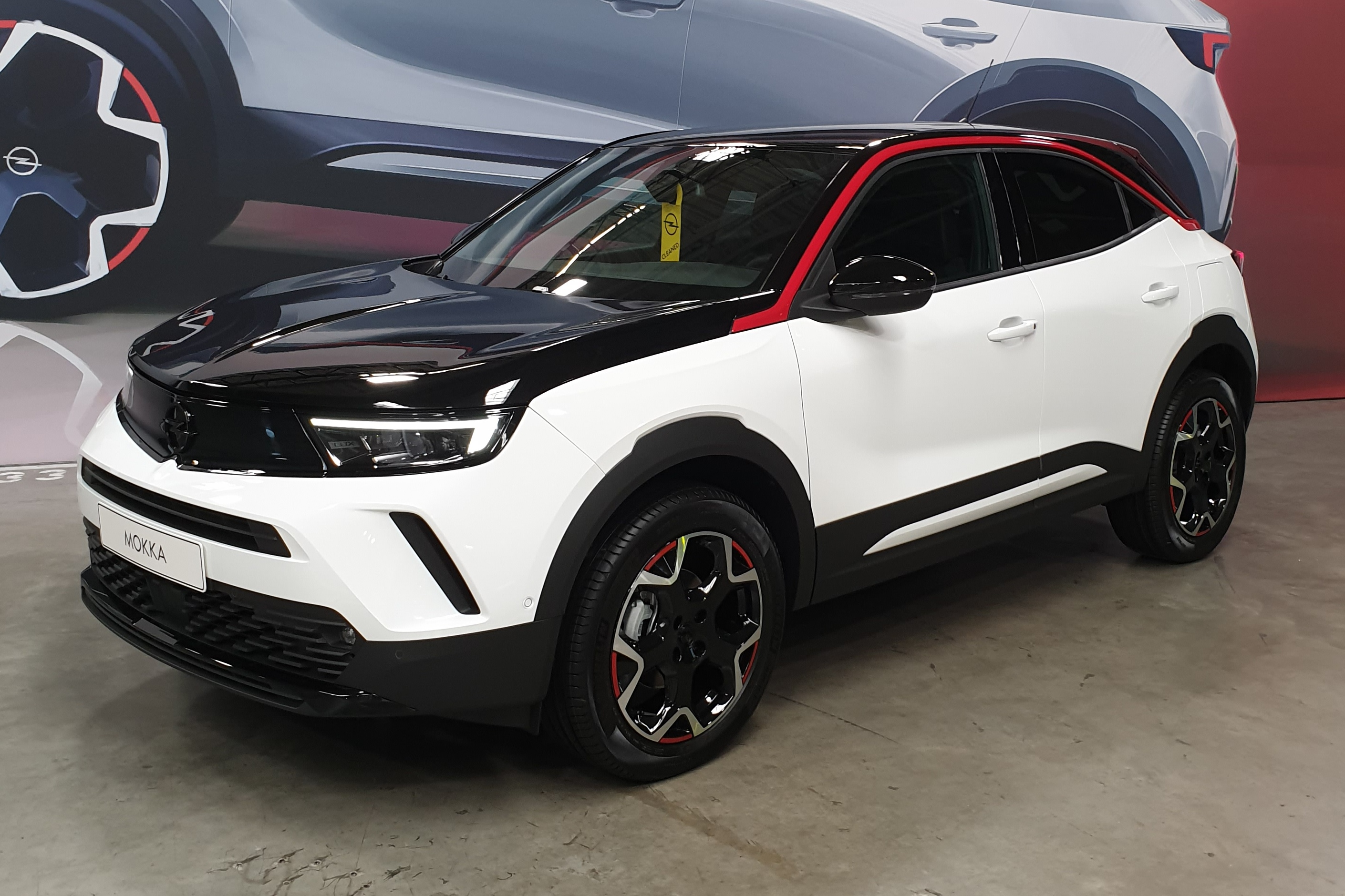 Opel Mokka Ii Wikipedia