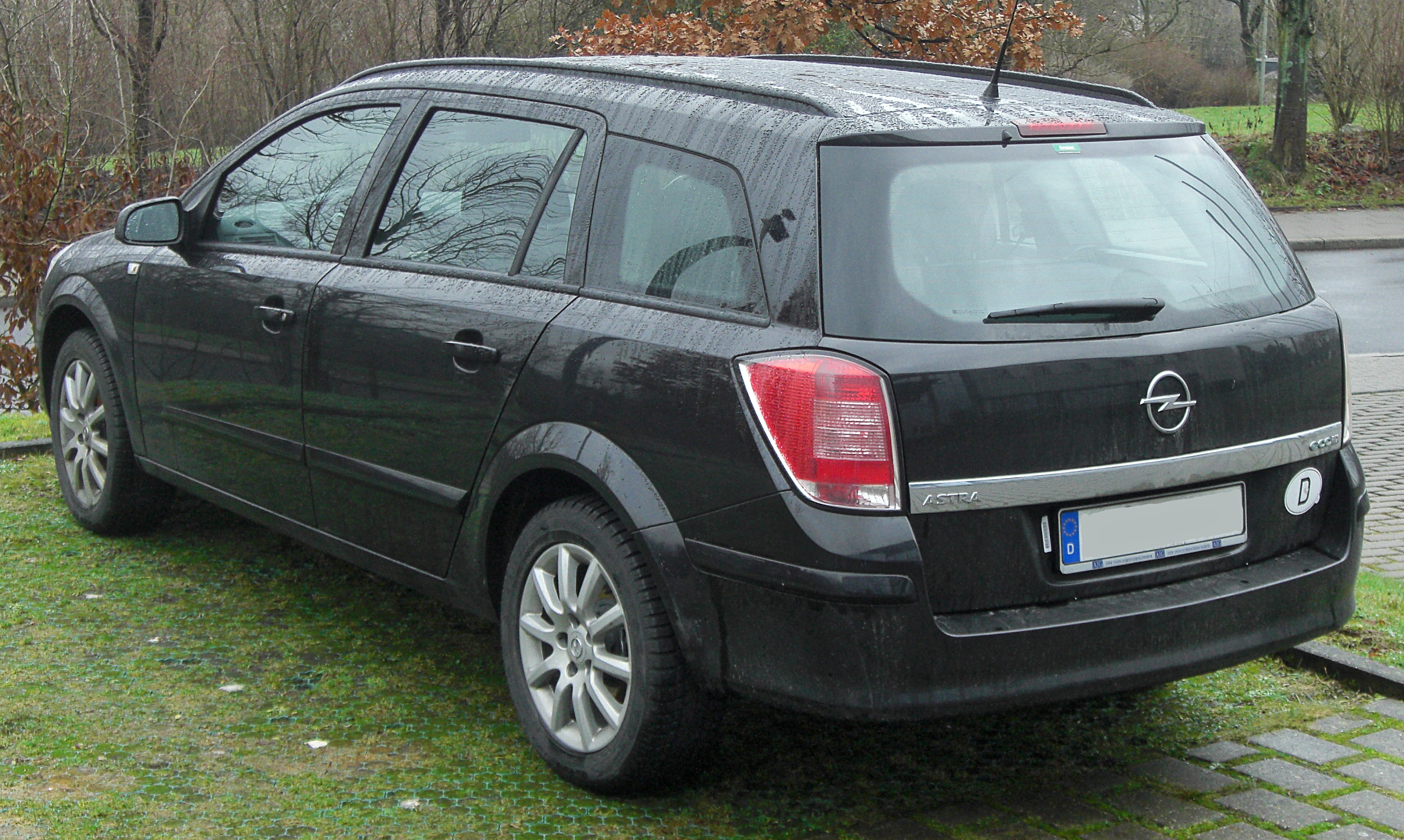 file opel astra h caravan facelift seit 2007 1 7 cdti ecoflex rear mj jpg wikimedia commons. Black Bedroom Furniture Sets. Home Design Ideas
