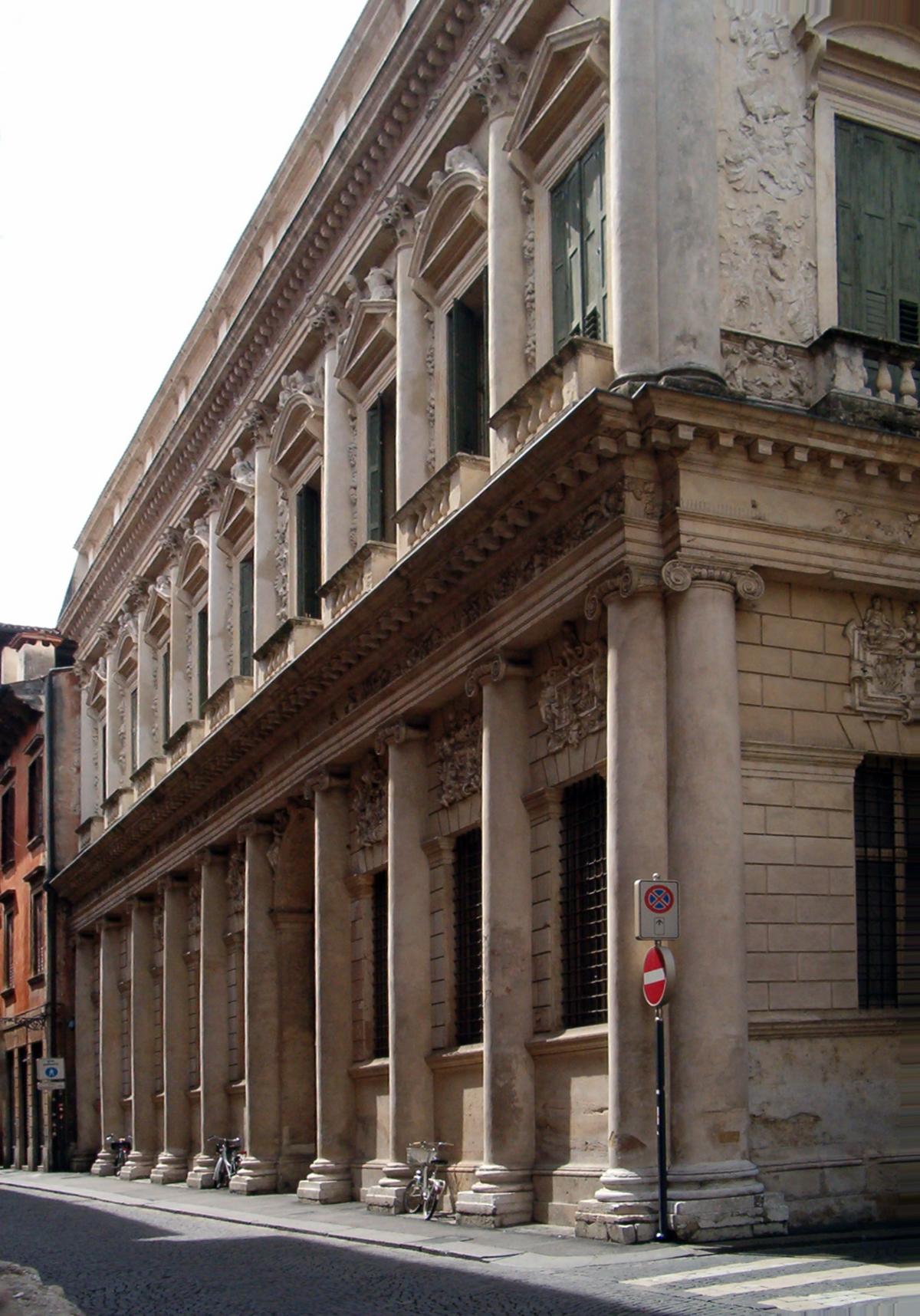 Palazzo Barbaran da Porto - Wikipedia
