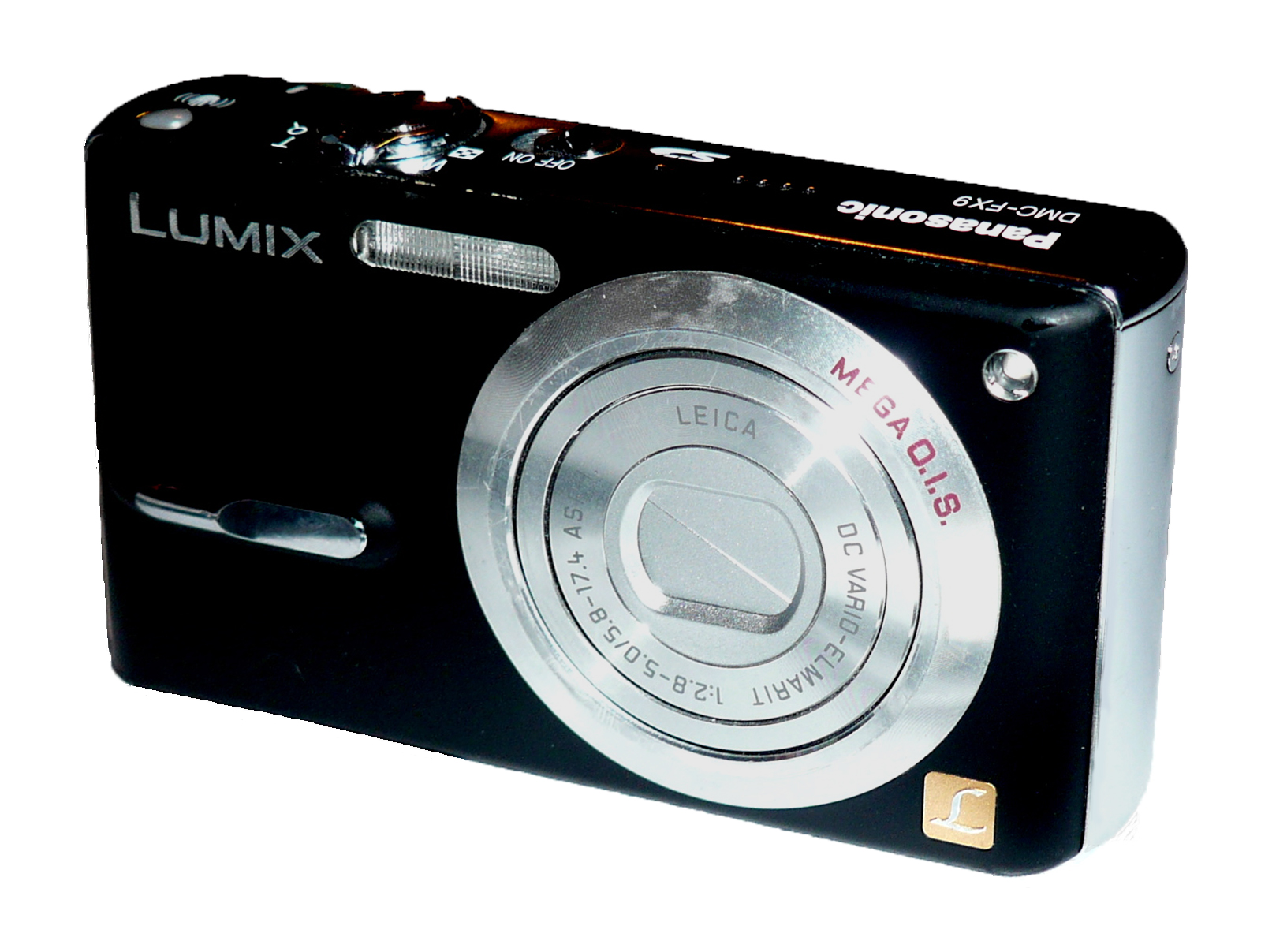 LUMIX DMC FX9 DRIVERS DOWNLOAD