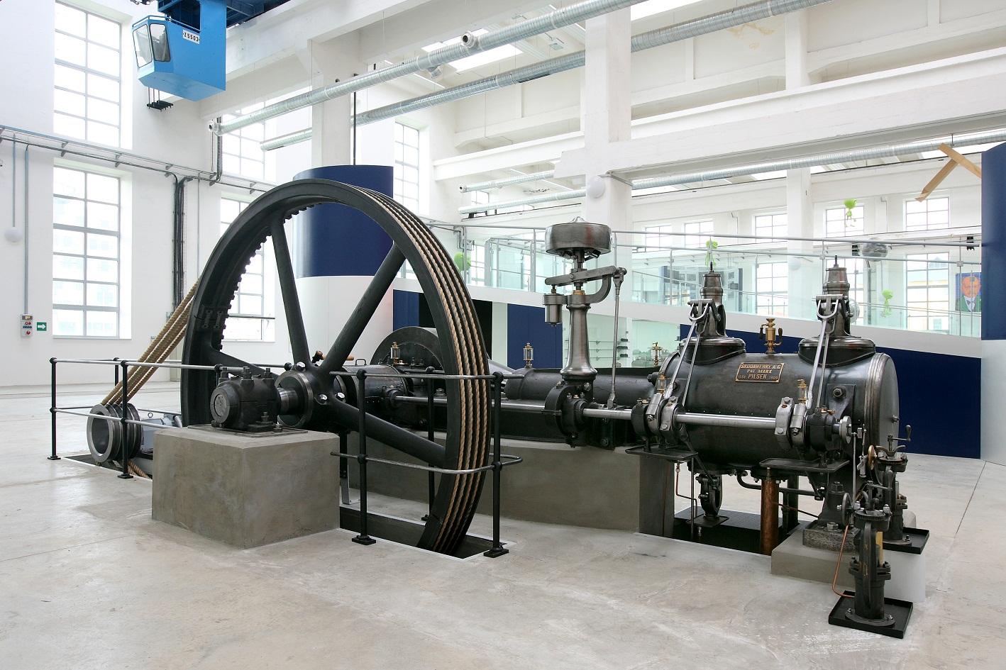 Description Parní stroj Marx v Techmanii.jpg