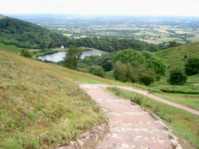 Path to the Herefordshire Beacon - geograph.org.uk - 479500