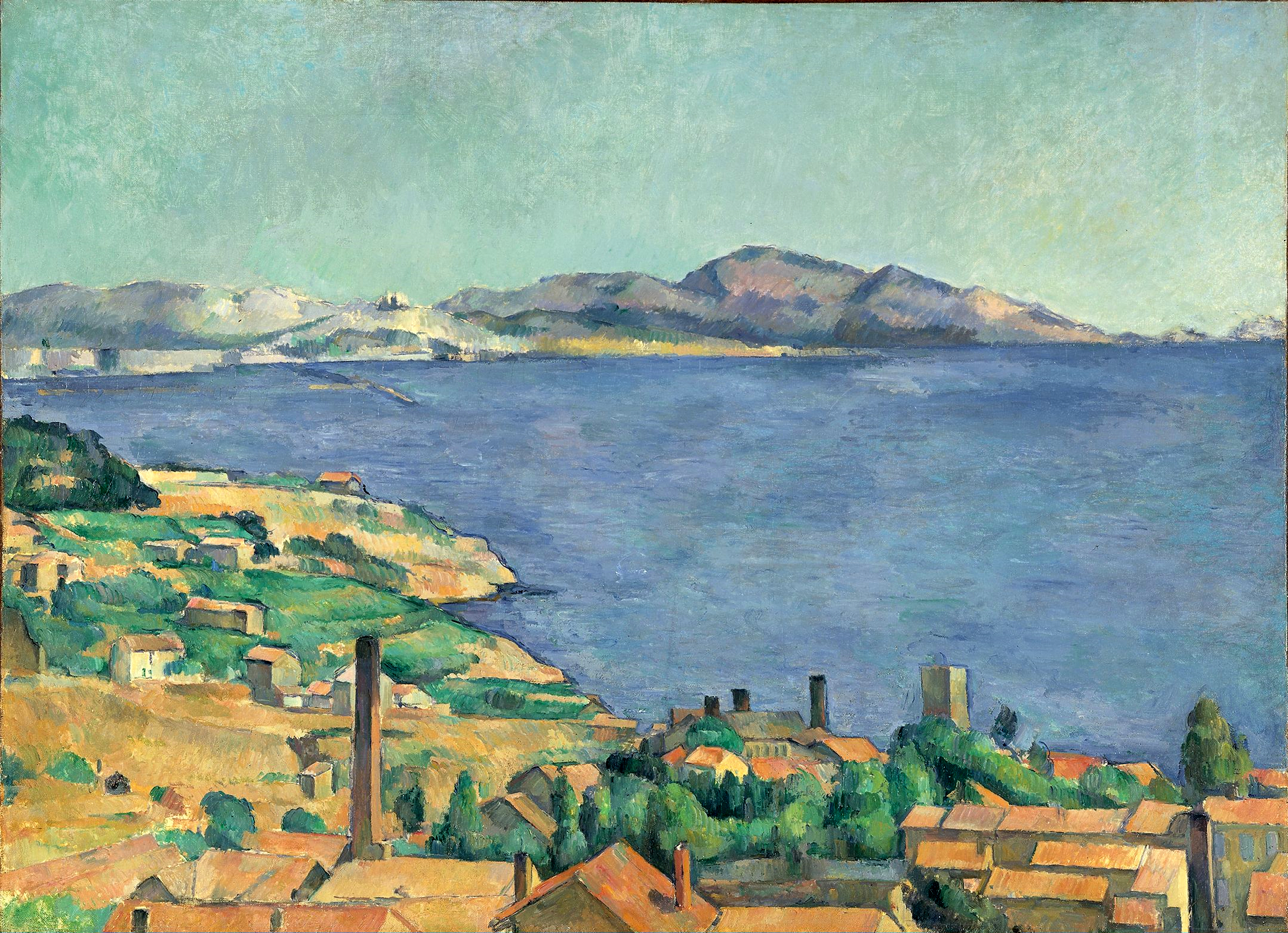 the inspiration from the painting works of cezanne Paul cezanne | 10 interesting facts about the french painter by  some of his works in this period,  is it true paul cezanne collapsed while painting one of .