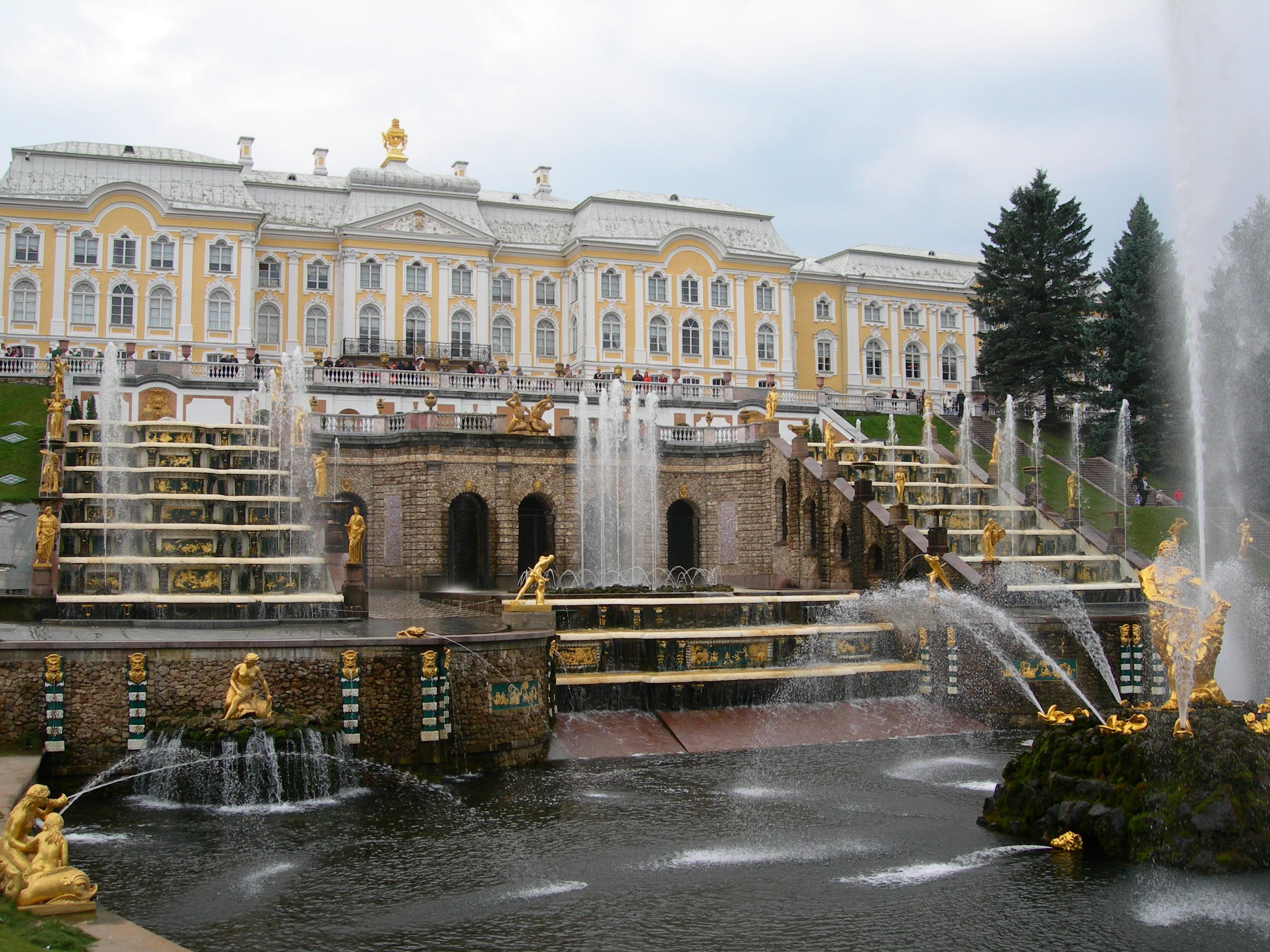 Visita cultural de Rusia visitar Moscú, San Petersburgo