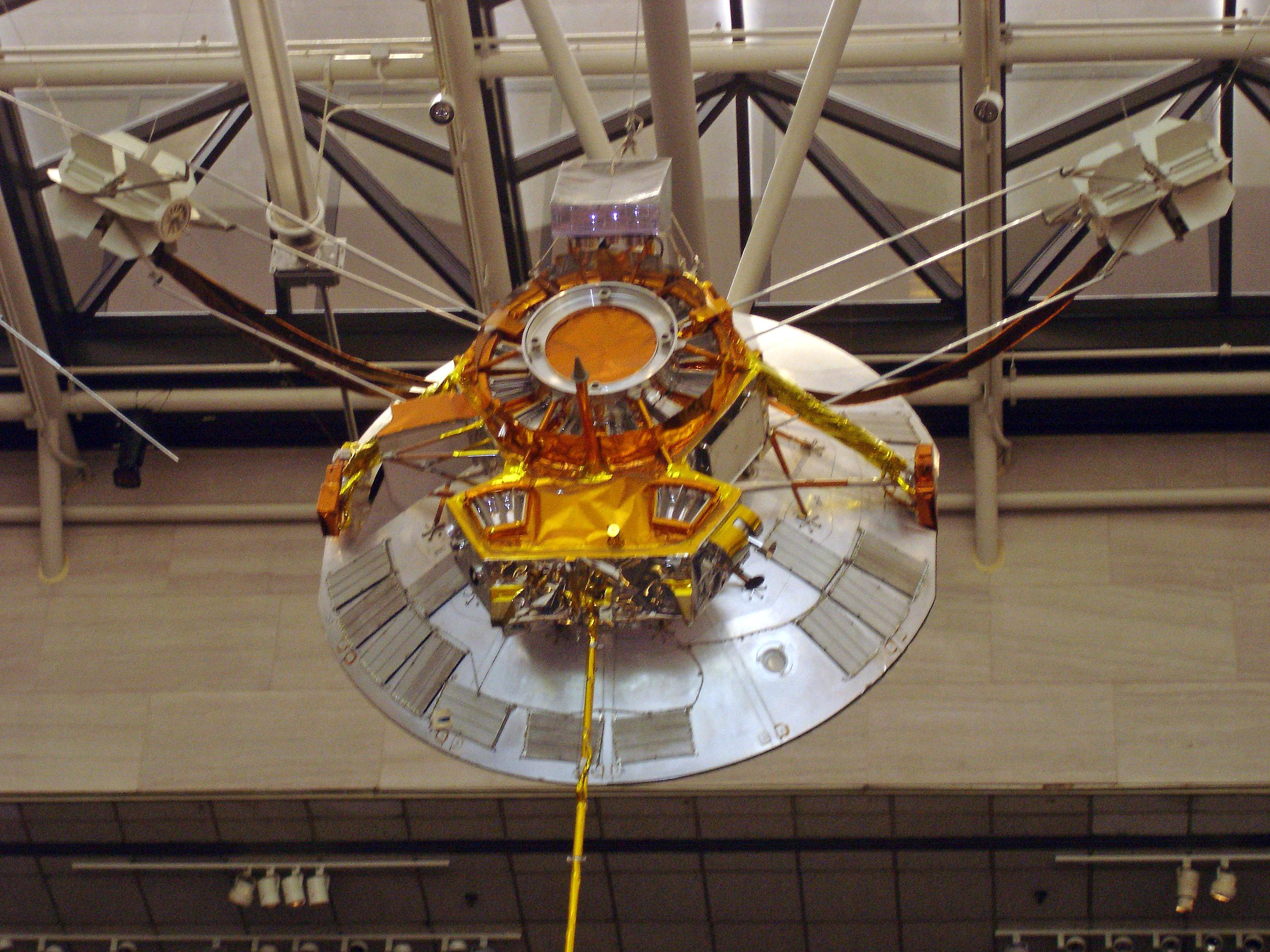 Space probe | National Aeronautics and Space ...