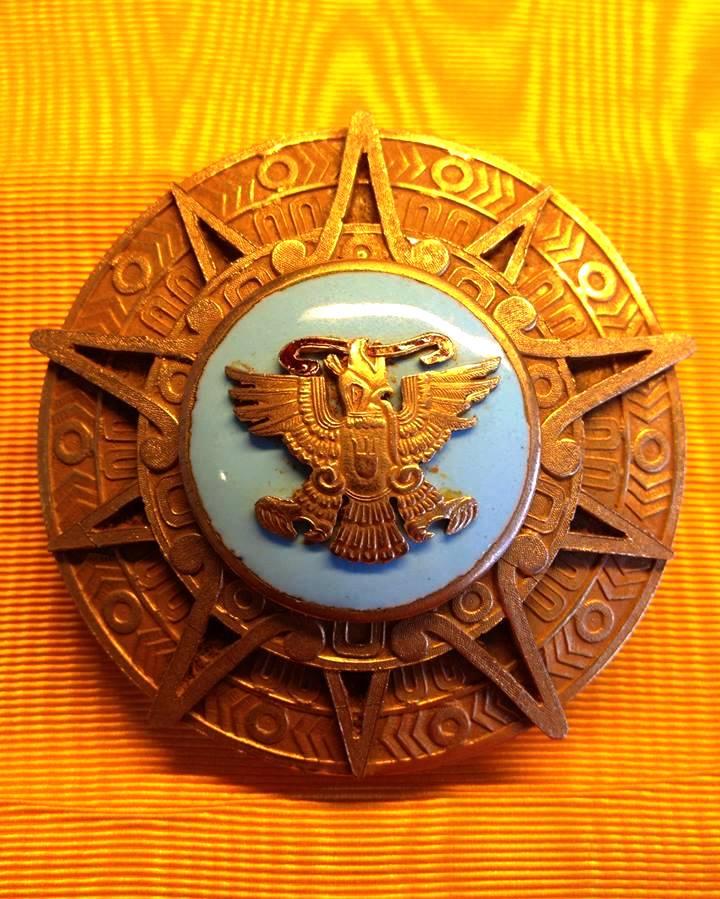 Placa Orden Aguila Azteca AEAcoll.jpg