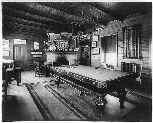 A Brief Look At The History Of Pool Tables