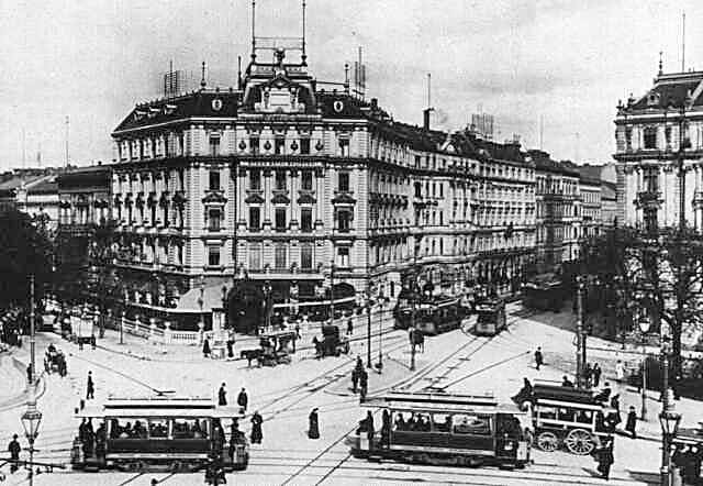 Berlin: Hotel Bellevue