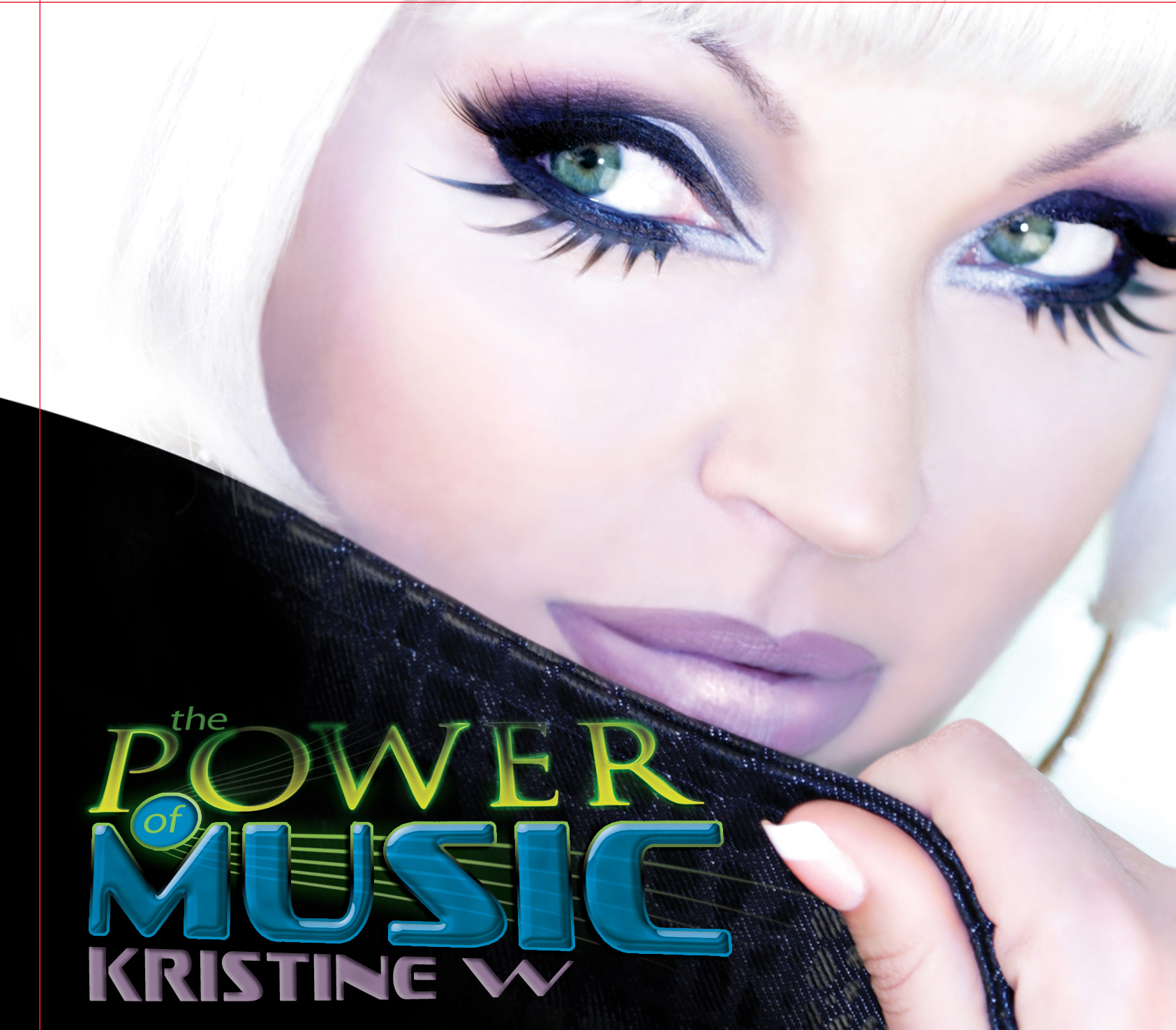 Kristine W — The Power of Music (studio acapella)