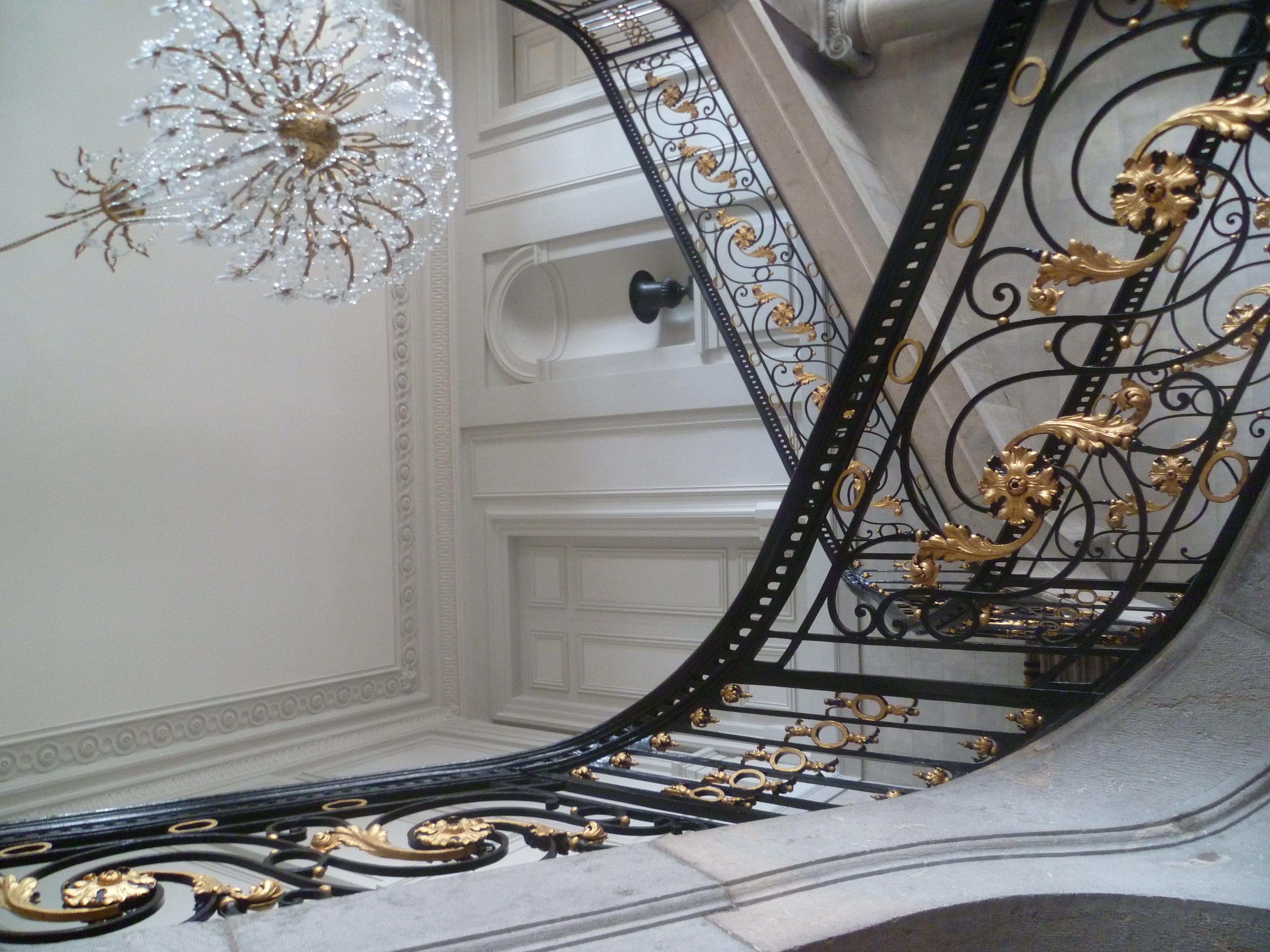 file pr fecture du doubs rampe de l 39 escalier d 39 honneur. Black Bedroom Furniture Sets. Home Design Ideas