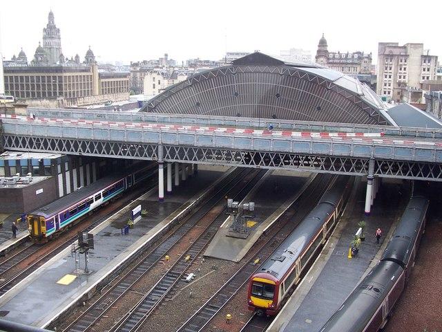 Glasgow Edinburgh Via Falkirk Line Wikipedia