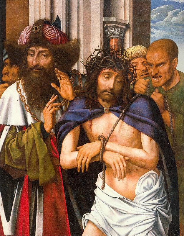 Depiction of Ecce homo