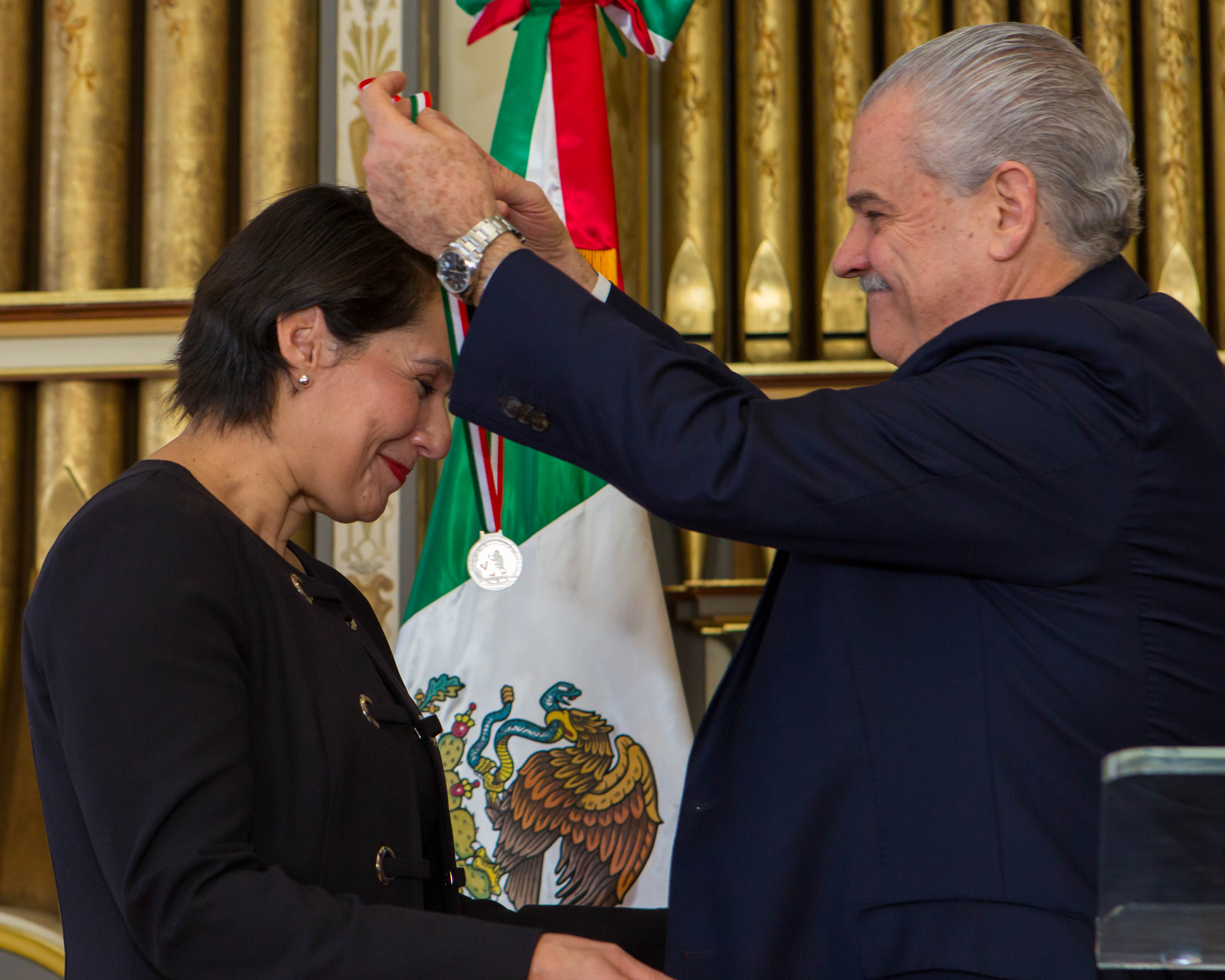 Ana Maria Lepe ohtli award - wikipedia