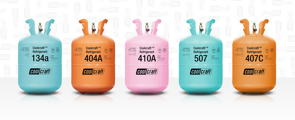 Refrigerants-CoolCraft