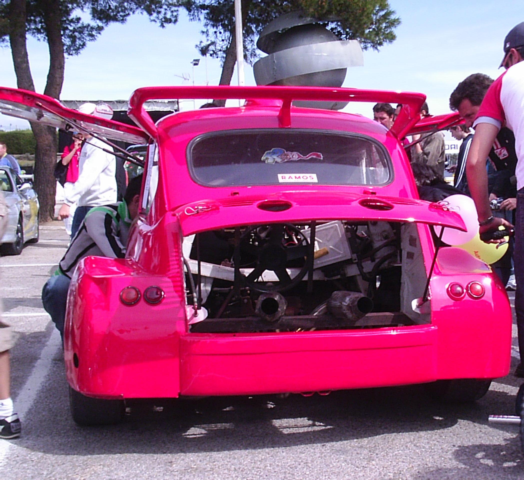 Permalink to Fiat 600 Tuning
