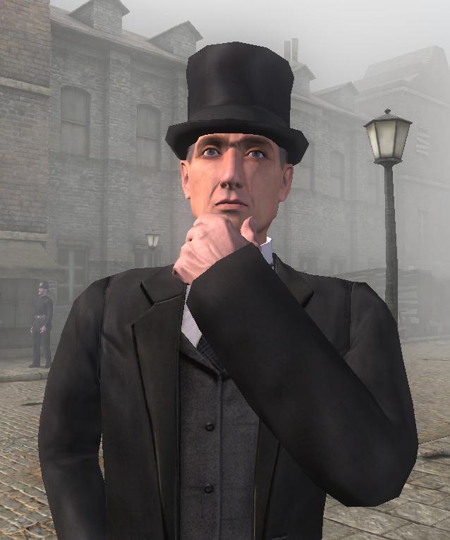 Datazione detective Sherlock k
