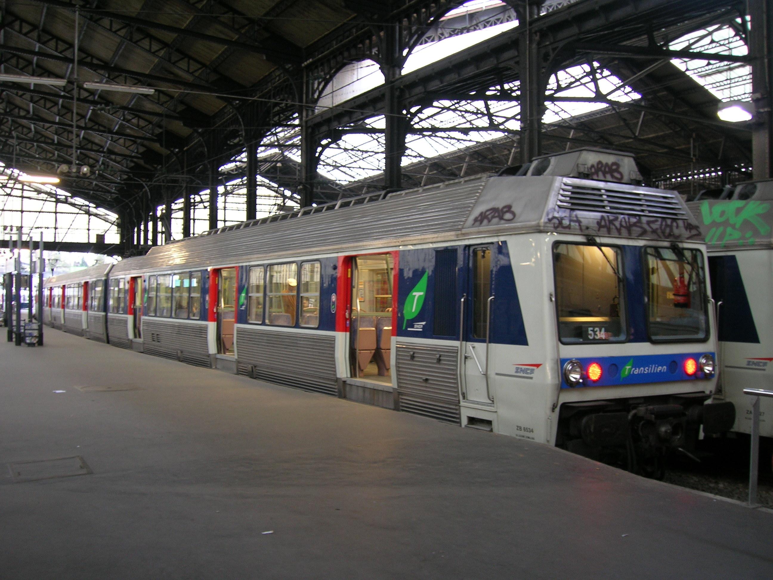 Transilien der SNCF