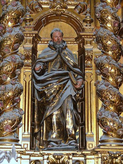 Resultado de imagen de capilla de san leandro catedral de sevilla