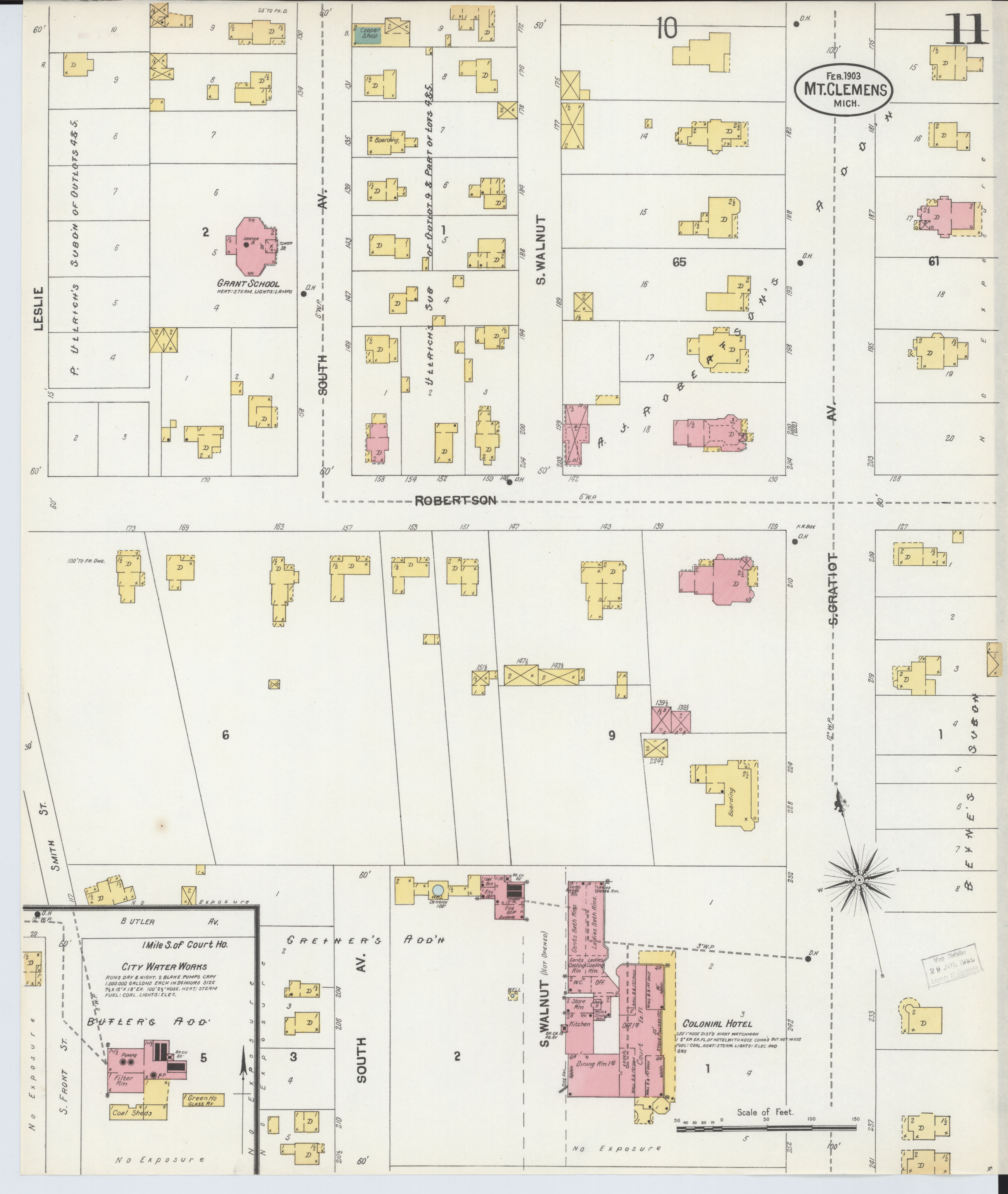 File:Sanborn Fire Insurance Map from Mount Cle, Macomb ... on royal oak, sterling heights, michigan map, oakland county, marlette map, trenton county map, st. clair county, rockford county map, downtown mt clemens map, central oklahoma county map, oklahoma county county map, ypsilanti county map, monticello county map, oakland county map, mackinac county, kent county, port huron, wayne county map, lapeer county map, maricopa county, chillicothe county map, washtenaw county, detroit area map, leelanau county, early county map, joliet county map, washtenaw county map, livingston county, monroe county, wayne county, grand rapids county map, red wing county map, metro detroit, livingston county map, mount clemens, garden city,
