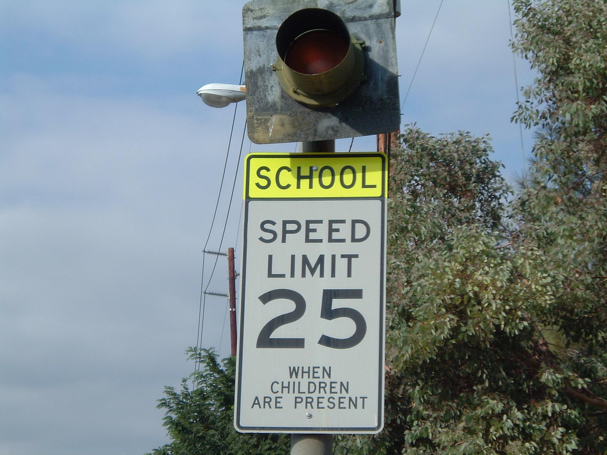 25 Mph On the other side of Speed Limit Felony