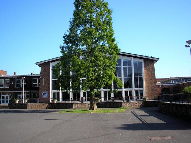 London High Schools File:school Hall Phoenix High