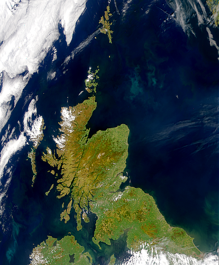 Image:Scotland from space