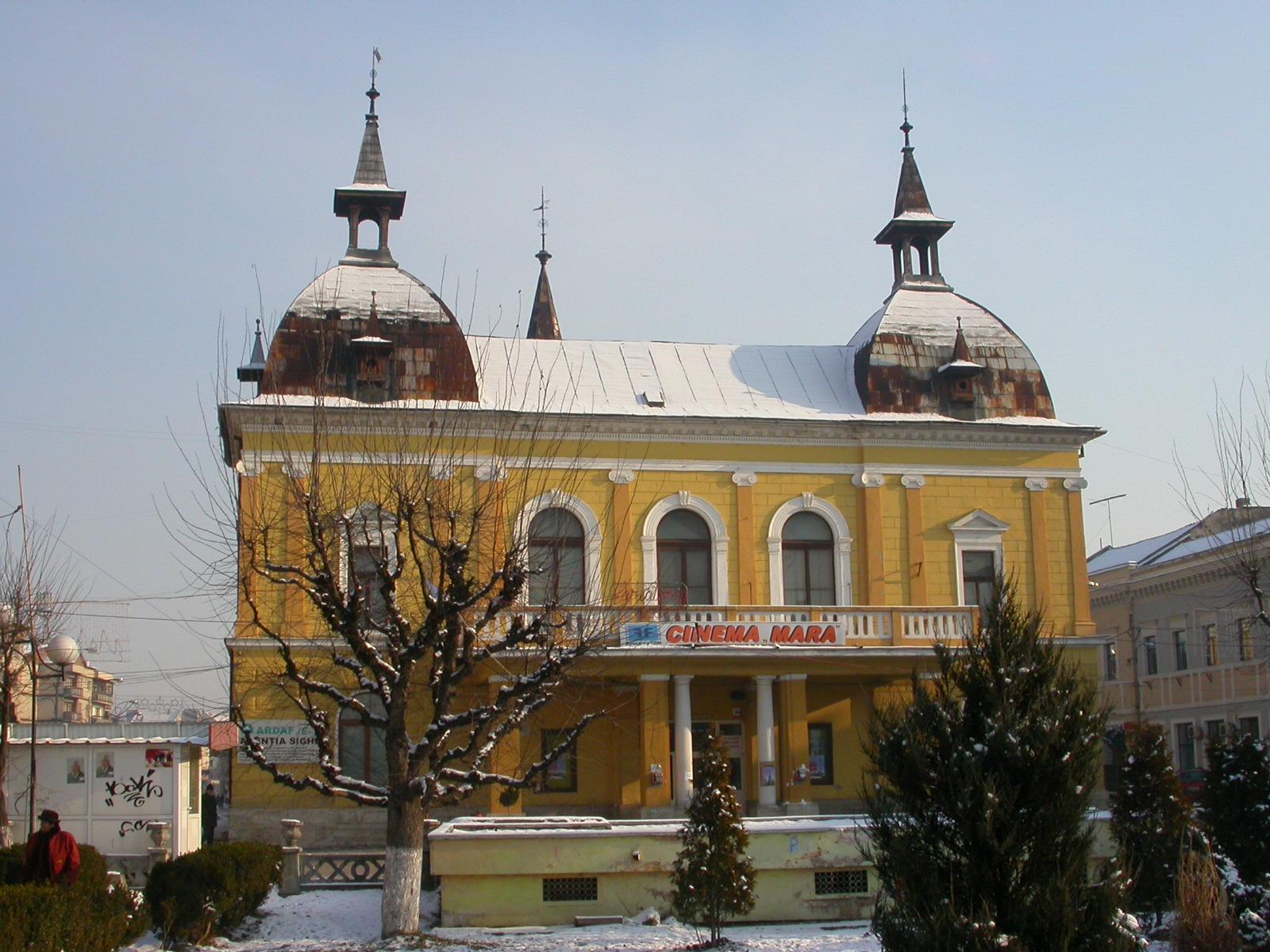 Cinema of Romania  Wikipedia